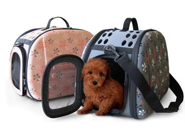 Tipi di trasportini per cani