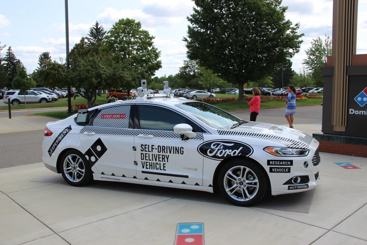 La guida autonoma delle auto