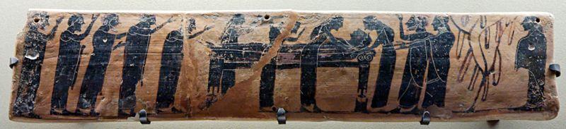 Rituali funebri nell'Antica Grecia