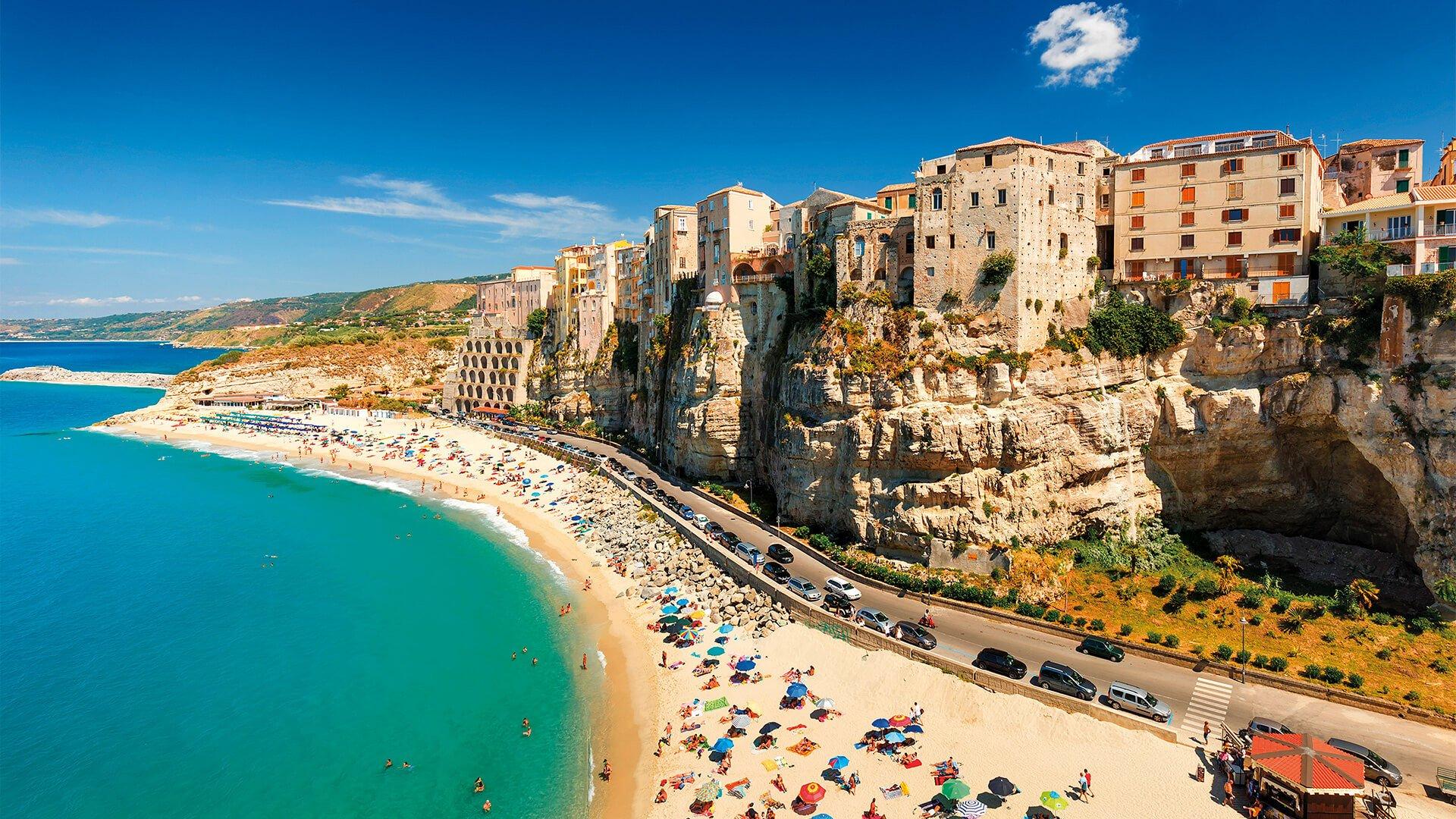 Passare le vacanze di settembre in Calabria
