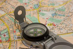 Le carte geografiche per la scuola