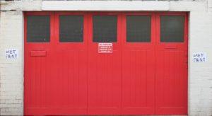 Garage in legno per condomini