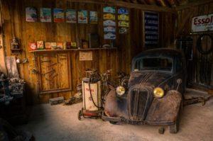 Acquistare un garage in legno per l'autoveicolo