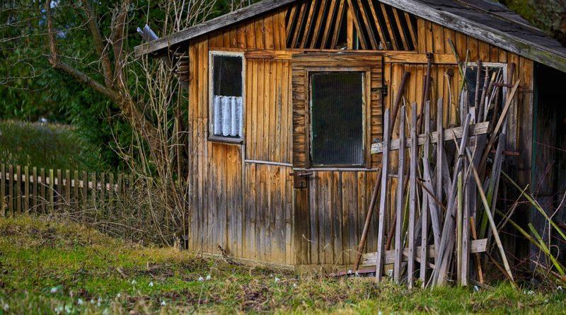 casette legno