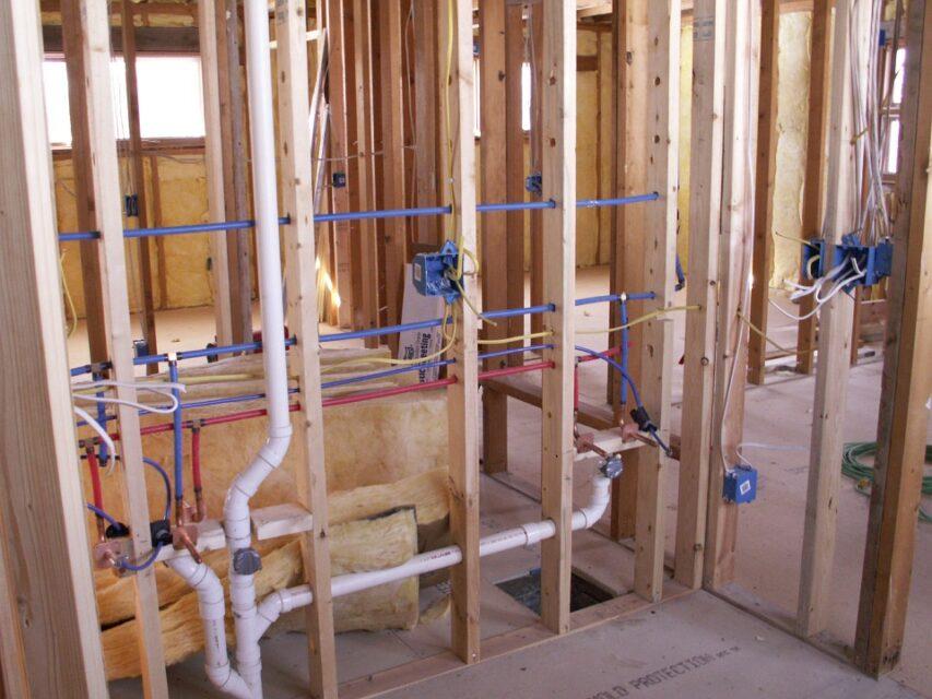 Come è fatto l'impianto idraulico domestico