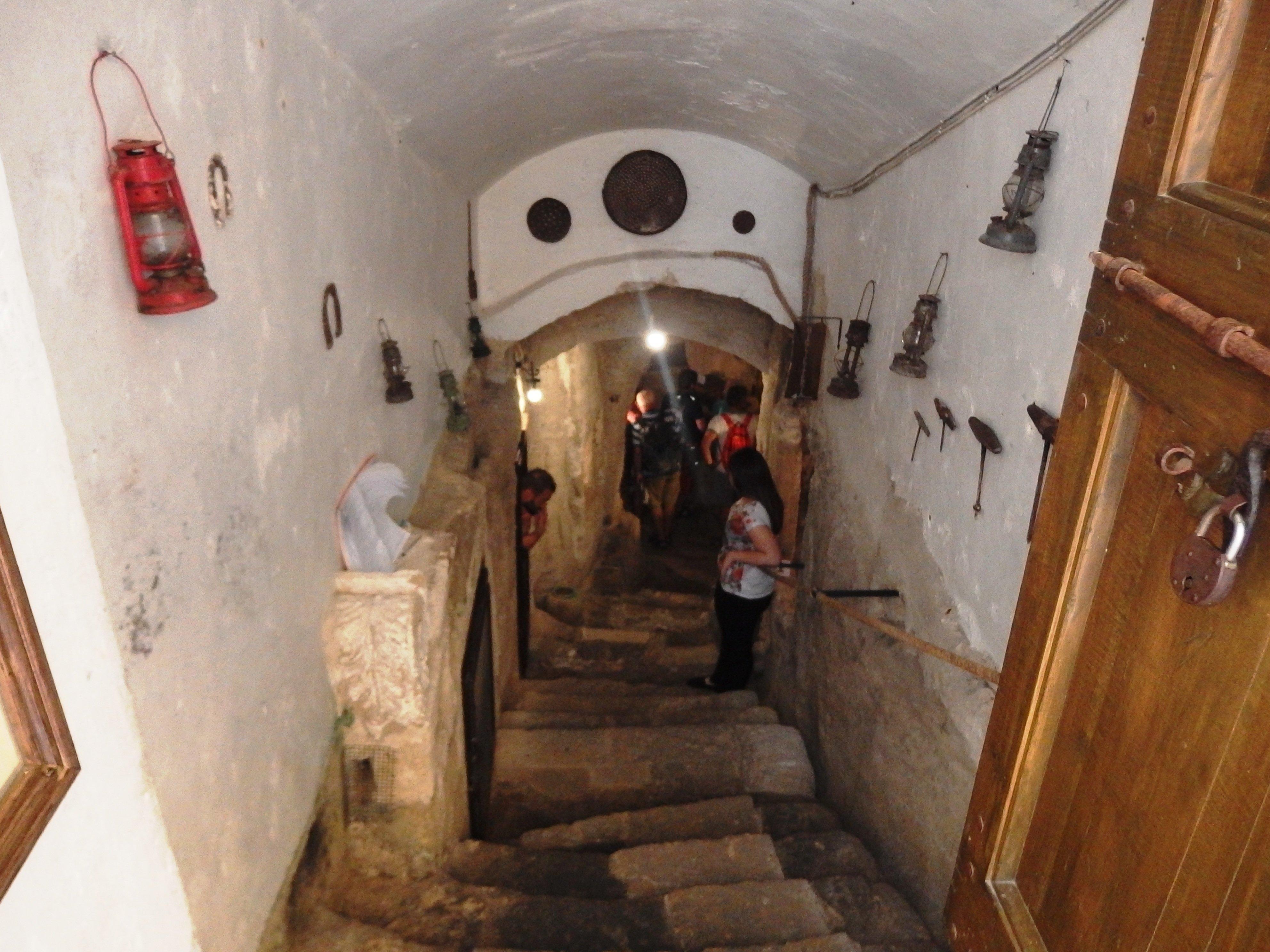 Gallipoli: capitale mondiale dell'olio lampante