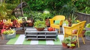 Consigli per arredare il giardino