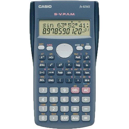 Le calcolatrici Casio per i calcoli complessi
