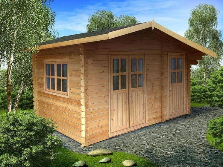 Portale di vendita casette in legno CasaCasette.it