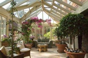Arredo giardino durante i mesi invernali