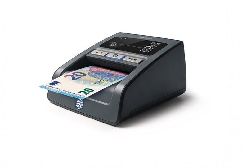 Apparecchi per controllare e verificare le banconote