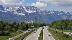 La vignetta autostradale in Ticino