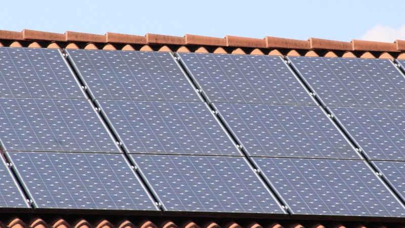 Incentivi per l'installazione di pannelli fotovoltaici