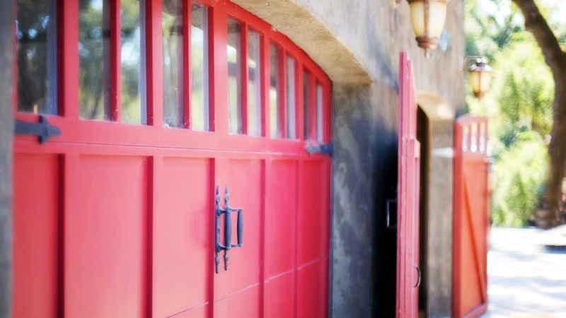 Scegliere un garage in legno per la propria casa